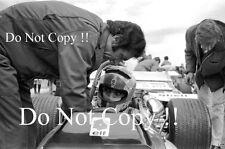 Francois Cevert Equipe Elf Tecno TF71 F2 Gran Premio de Madrid 1971 fotografía
