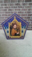 ☆HELGA HUFFLEPUFF Harry Potter Chocolate Frog Card immaculate condition ☆