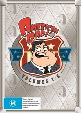 American Dad: S1-6 Season 1-6  DVD R4