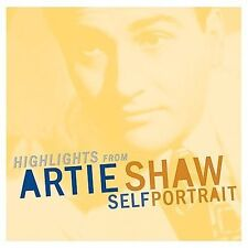 CD  Highlights from ARTIE SHAW Self Portrait 2001 Bluebird RCA  Billie Holiday