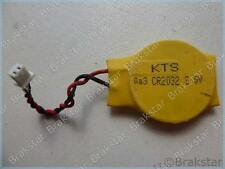 71088 Pile CMOS RTC battery KTS 0A3 CR2032 3.0V DELL INSPIRON 1545 08225 PP41L