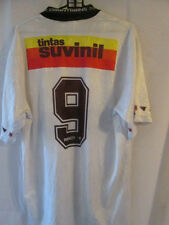 Corinthians 1995 no 9 Home Football Shirt Size Large /10328