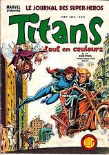 TITANS   N°17    LUG    MARVEL