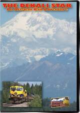 Denali Star Alaska Railroad DVD NEW Highball Train Anchorage to Fairbanks