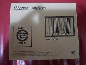 Bandai SH Figuarts Dragon Ball Z Son Goku 2014 Version 1 NEW MISB