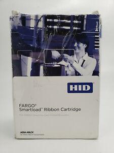 HID FARGO SMARTLOAD RIBBON CARTRIDGE DTC400 COLOOR RIBBON PART NUMBER 044230