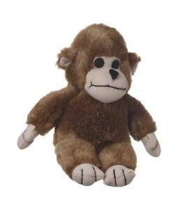 MultiPet MU27011 Look Whos Talking -Plush Talking Animals - Monkey