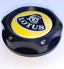 Black aluminum oil cap toyota engine for lotus Elise Exige Evora