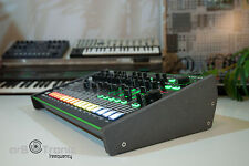 Roland tr-8 madera soporte partes laterales Wooden sidepanel Desktop stand rack MDF