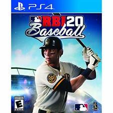 Mlb RBI 20 béisbol PS4 (US Importación) Juego Nuevo
