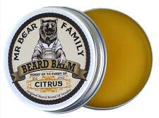 Mr. Bear Family Beard Balm Bartpomade 60ml Citrus