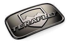 TeraFlex JK License Plate Delete Badge for 2007-2016 Jeep Wrangler JK 4798000