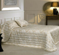 Bianca Boston Cream Bedspread King Single Size