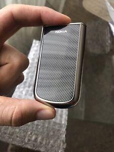 Original Nokia 8800 Carbon B Cover/Housing