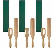 Mad Hungry Set of 3 (2) piece Spurtle Set Model K46428
