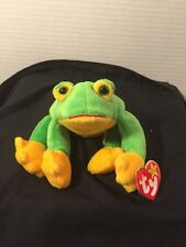 Ty Beanie Baby Smoochy - Mwmt (Frog 1997)