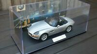 KYOSHO BMW Z8 James Bond 007 The World is Not Enough 1:18 With Case Toy Car E52