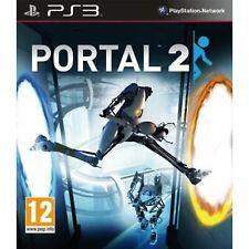 Portal 2 PS3 PlayStation 3 Video Juego Perfecto estado UK release