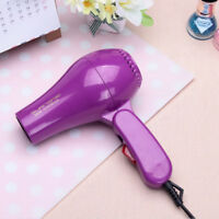 Portable Mini Hair Blow Dryer 850W Traveller Hair Dryer Compact Blower Foldable/