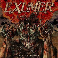 "Exumer ""Hostile Defiance"" CD [old school Thrash Metal from Germany, 2019]"