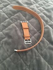 Apple Watch Leather Wrap Band For 38mm Watch
