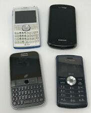 Cellphones Samsung Stratosphere Blackjack II SGH-S390G i617 SCH-i405V LG-VX9200