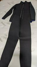 Vintage Skin Diver Suits scuba/diving neoprene / 2 piece Wet Suit Size Large