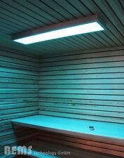 LED Sauna Farblicht Beleuchtung RGB für Sauna und Infrarotkabinen Lumina XXL