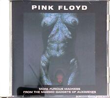 CD ALBUM LIVE SOUNDBOARD PINK FLOYD MORE FURIOUS MADNESS + BONUS COLLECTOR NEUF