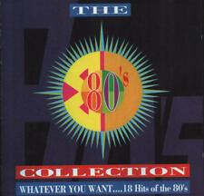 The 80's Collection - Whatever You Want... 18 Hits Of The 80's