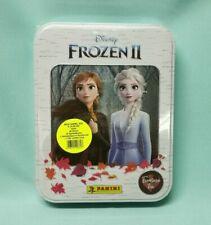Panini Die Eiskönigin 2 Frozen Sticker & Cards Mega Tin Box 20 Tüten + Hardcover