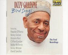 CD  DIZZY GILLESPIEbird songs USA 1997  EX (A0011)