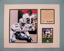 Dallas Cowboys Deion Sanders 1997 NFL Football 11x14 MATTED Kellly Russell Print