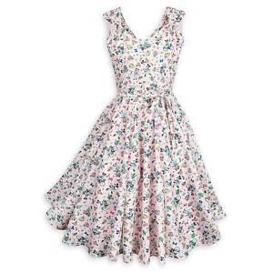 New Disney Parks The Dress Shop Flower & Garden 2020 Minnie Women's Dress