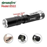 SKYWOLFEYE E522 Mini Penlight 2300LM XPE LED Light Flashlight Waterproof lamp FS