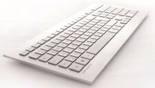 CHERRY STRAIT JK-0350GB SILVER USB KEYBOARD, ELEGANT DESIGN, WHISPER KEYSTROKE