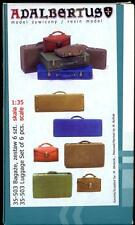 Adalbertus Models 1/35 LUGGAGE SET 6 Pieces in 3 Different Sizes