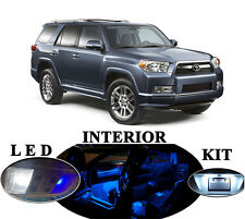 LED for Toyota 4 Runner Blue LED Interior Package Upgrade (10 pieces)