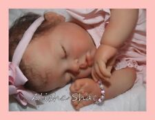 Ariella by REVA SCHICK~ REBORN CUSTOM MADE BABY~  MADE FROM YOUR CHOICES