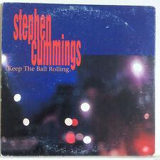 "STEPHAN CUMMINGS ""Keep The ball Rolling"" CD 1992 3Trk"