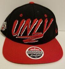 UNLV Rebels Original Snapback Zephyr Hat with Logo NWT 23fc0c0f3209