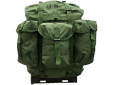 US GI Alice Pack Bag Only,OD GREEN, Large, Used, No Straps or Carrying Hardware