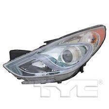 TYC 20-9690-00-1 Headlight Light Left Driver Side LH  New
