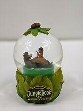 Walt Disney's The Jungle Book 40th Anniversary Snow Globe
