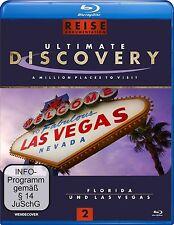 Ultimate Discovery - Florida und Las Vegas ( Reise / Tours BLU-RAY ) NEU OVP