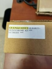 New listing New Gilbarco Pn# K96663-02 Monochrome Display & Bracket Upgrade Kit