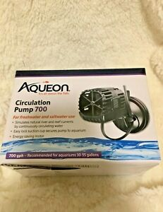 Authentic Aqueon Circulation Pump 750 For Freshwater And Saltwater Use 700 gph