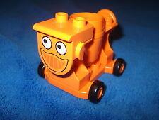 LEGO DUPLO MIXI BETONMISCHER VON BOB DER BAUMEISTER aus 3597 3292 ORANGE