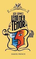 Lend Me a Tenor (Acting Edition), Ludwig, Ken, Very Good Book