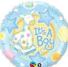 Its a Boy foil baby/baby shower/gender reveal balloon